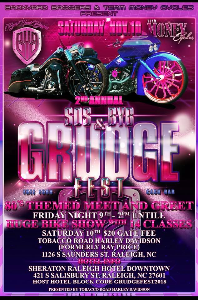 Bike Show & SOS Grudge Match